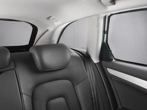 Audi Original Sonnenschutzsystem 5-er Set Audi A6 Avant Typ 4G komplett