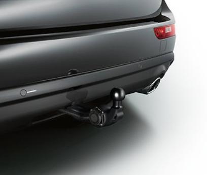 Audi Q8 Nachrüstsatz Anhängekupplung elektrisch-schwenkbar incl.E-Satz - NEU