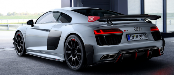 Audi Sport R8 Coupe Performance Aerokit Carbon / RED-Lining Aktionspreis