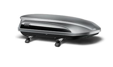 Audi Original Zubehör Ski- und Gepäckbox Dachbox 360 Liter 8X0071200