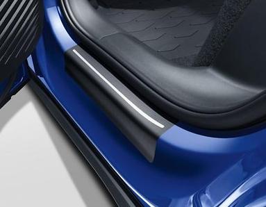 Original VW ID4 Schutzfolie Einstiege vorne und hinten NEU