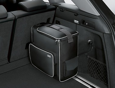 Original Audi Kühlbox Kühltasche Box Tasche 12 Liter inkl. 12V Adapter Tragegurt