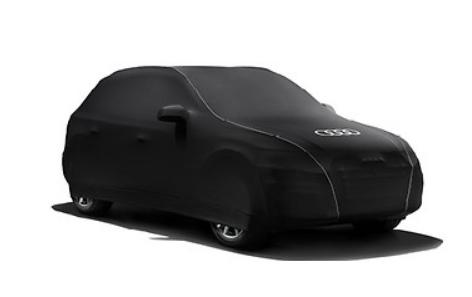 Audi Q8 Car Cover Fahrzeugabdeckung für Innen - mit Audi Logo