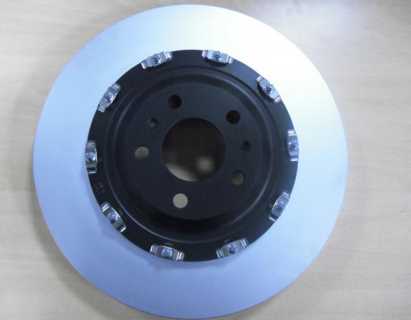 VW Phaeton Bremsscheiben Satz (2 Stück) Bremse 365 x 34 mm Serie
