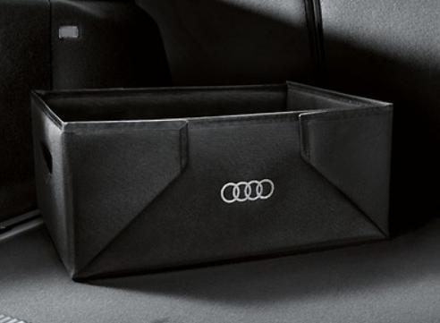 Original Audi Kofferraumbox faltbar Original Zubehör für alle Modelle Faltbox