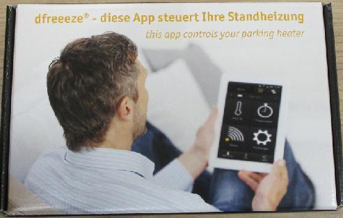 Original VW Golf 7 VII Steuerung der Standheizung per Smartphone 000054929D