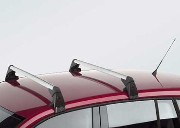 Original VW Grundträger Tragstäbe Gepäckträger Dachträger Tiguan 5N0071126