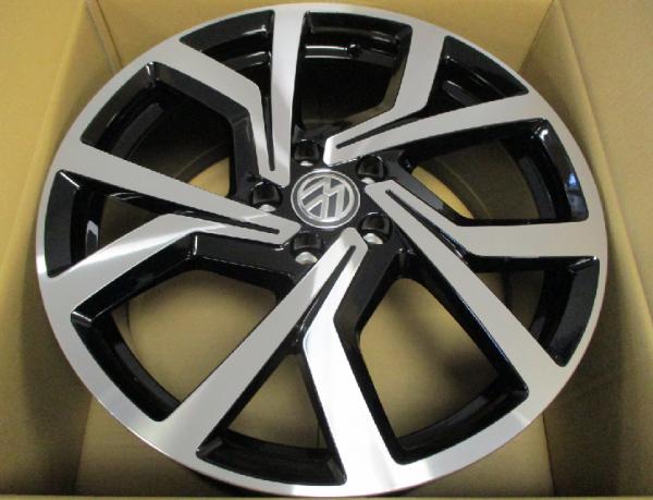 19 Zoll Original Felgen VW Golf 7 5G R GTI Felgen Design Brescia - 4 Stück neu