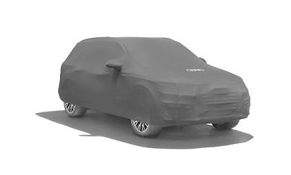 Audi Car Cover Fahrzeugabdeckung Audi Q7 /SQ7 für den Außenbereich