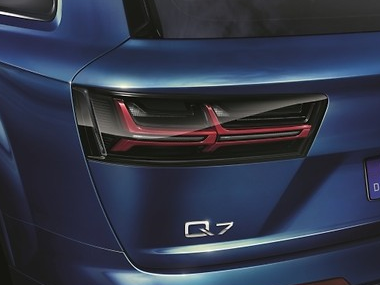 Audi Q7 (4M) Original LED-Heckleuchten, abgedunkelt, 4M0052100A-NEU