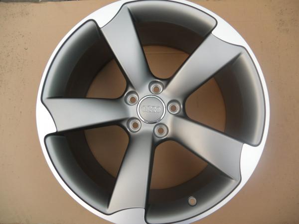 Original Audi A1 Aluminium Felge 18 Zoll / 7,5Jx18 ET: 39,5