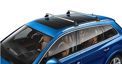 Audi Original Zubehör Q7/4M Grundträger für die Dachreling 4M0071151 NEU