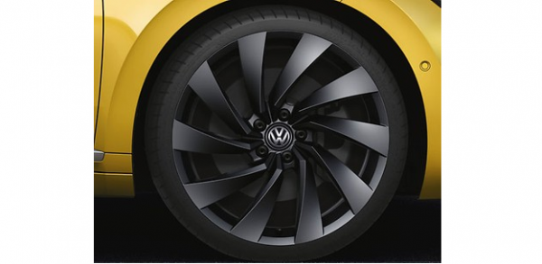 "Original VW Arteon LM-Felge ""Rosario"" 8Jx20 (Dark Graphite Matt), 3G80714902ZT (1 Stück)"