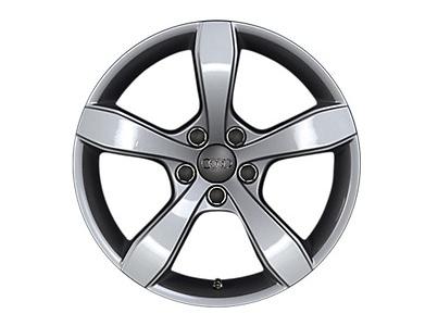 Original Audi A1 Alufelgen Winter 15 Zoll im 5-Arm-Pin Design (Satz 4 Stück)